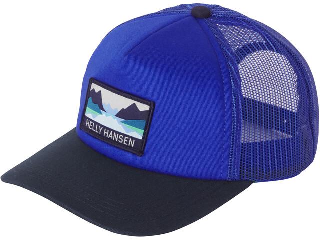 Helly Hansen Trucker Cap, royal blue